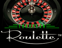 Автомат European Roulette
